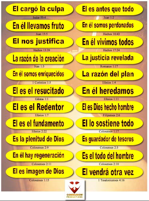 Jesús El Salvador es El Eterno Dios