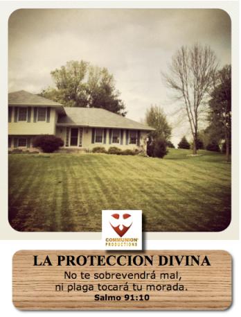 La protección divina