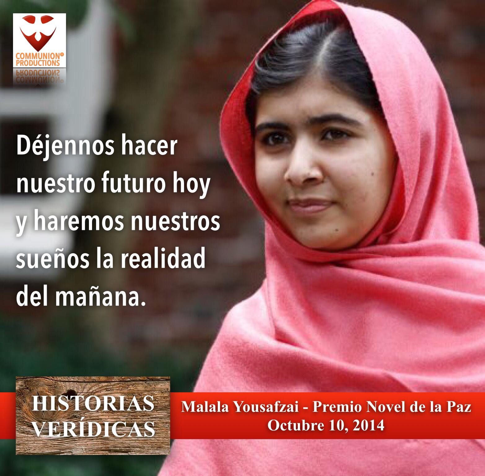 Malala yousafzai sembrando en corazones - Tiempo en pakistan ...